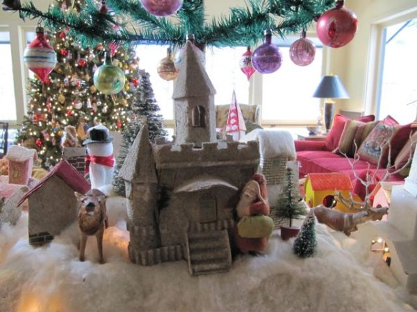 Christmas village layouts ideas myideasbedroom com