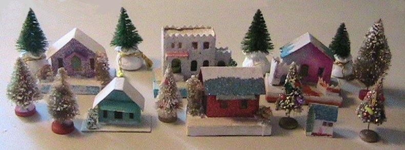 Cardboard Christmas History