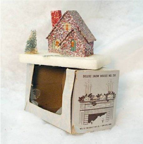 Christmas houses of the month 2009 updated monthly for Different models of houses