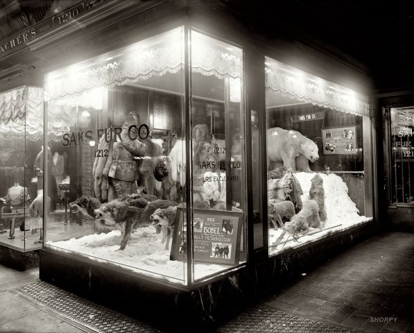 Vintage christmas photos from the 1920s for 1920s window